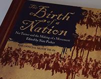 Birth Of A Nation Movie tie-in Book // Illustrtations
