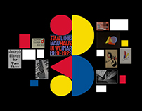 Bauhaus Brochure Design