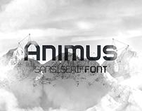 Animus Font