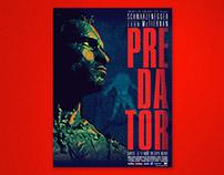 Affiche Predator - ressortie