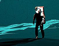 Personal Work: Wandering Astronaut