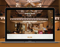 Canteen House - Website Redesign