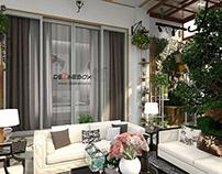 Terrace / Roof Top Garden Designs