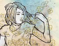 DrunkDrawing : illustrations