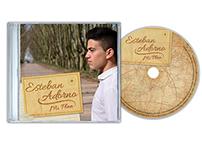 Diseño de CD - Esteban Adorno