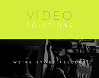 ONEUNITY Media's Video Solutions Page