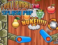 Fruit Pinball - iOS Game