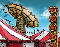 78 Tarot: Cirque du Tarot