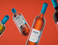 Brand identity / Bodri Winery