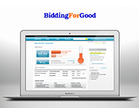 Online auction tools