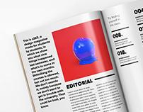 o263, a Design Magazine