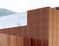 2015 |  nuovo centro civico monteggio
