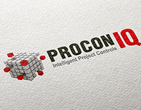 PROCON IQ CORPORATE IDENTITY LOGO DESIGN