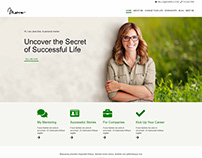 Mentor Appointment Landing Page