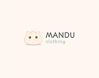 Mandu Clothing Logotype Design