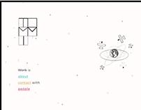 TOMMI Information Design Cluster - Website