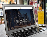 Midtown Gibraltar Website - Real Estate Development