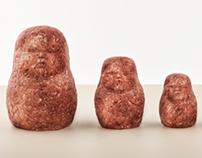 Obesity dolls