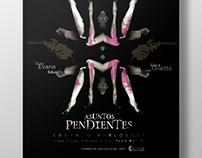 Afiche de Teatro // Asuntos Pendientes