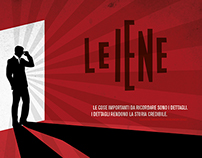 Le Iene Show | Thesis project