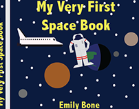 My Very First Space Book Cover