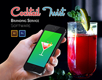 Cocktail Twist - App Branding