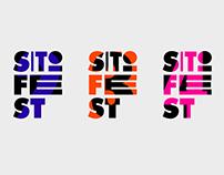 """""""Sitofest"""" visual identity / identyfikacja wizualna"""