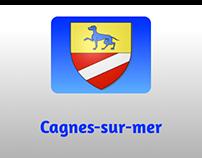 Cagnes-sur-mer (App iOS)
