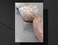"ALICJA KWADE"" EXHIBITION OF WINSING ART PLACE ATELIER"