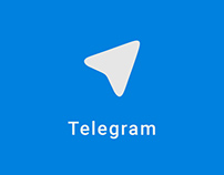Telegram Messenger - Redesign