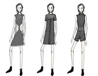Escassez de Identidade de Gênero na Vestimenta