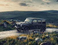 Mercedes - Benz AMG G63 - South Africa