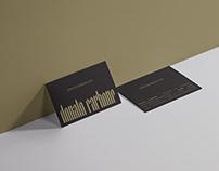 DONATO CARBONE Identity Design