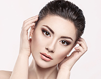 Aziza Beauty Shoot I