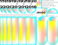 【白色至上设计】JR100+海报设计合集(第四期)