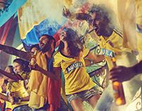 Advertising / Aguila Fútbol