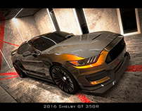 2016 Shelby GT 350R