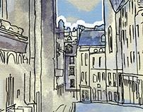 Projeto de ilustração digital - Parte 1