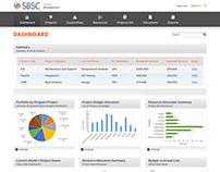 SBSC Dasboard