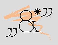 Ithemba * serif typeface