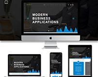 Web Application UI/UX Concept & Design
