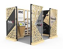 PAVE - Trade Show Booth Design - GlobalShop 2016