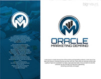 LOGO and WEB DESIGN: Oracle Marketing Demand