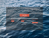 House of Water - digital presentation tool
