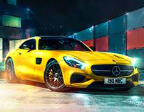 Mercedes AMG GT 2016