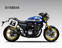 YAMAHA XJR 1300 YARD BUILT AMA Spec.
