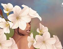 Spring - digital painting