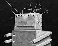 Disintegration of a Robot