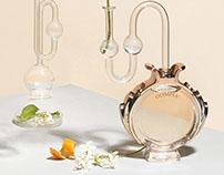 Maya Linhares-Marx Stylist Magazine Perfume Shoot