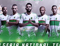 Algeria Nationel Team